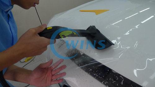 WINS赢膜漆面保护膜施工意义何在?